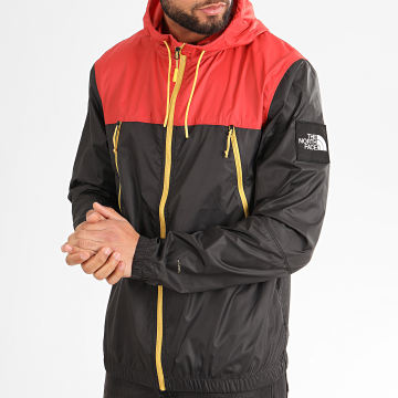 The North Face - Coupe-Vent A Capuche 1990 Mountain A2S4Z Noir