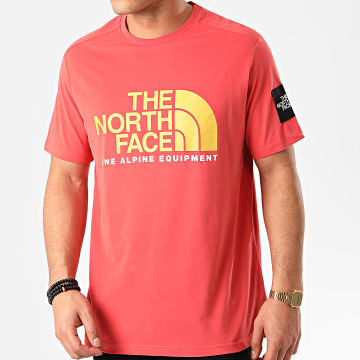 Tee Shirt Fine Alp 2 A4M6N Rouge
