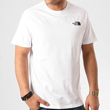 Tee Shirt A4M6O Blanc