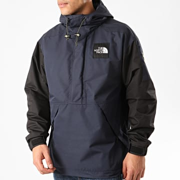 The North Face - Veste Col Zippée A Capuche Headpoint A492E Bleu Marine