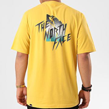 Tee Shirt Mos 92IZ Jaune