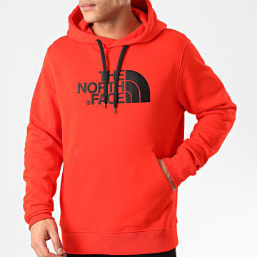 The North Face - Sweat Capuche Drew Peak PLV HJYW Rouge