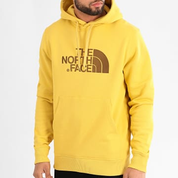 The North Face - Sweat Capuche Drew Peak AHJY Jaune Moutarde