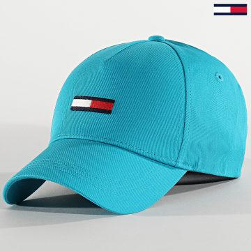 Casquette Flag Cap 5956 Bleu Turquoise