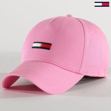 Casquette Femme Flag Cap 8059 Rose