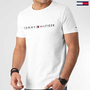 Tommy Hilfiger - Tee Shirt Logo 1434 Blanc