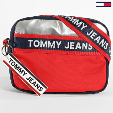Tommy Jeans - Sacoche Logo Tape Crossover 8301 Bleu Marine