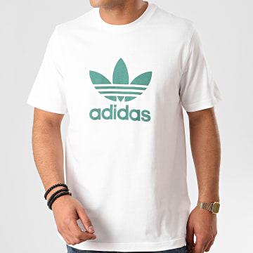 Tee Shirt Trefoil FM3789 Blanc