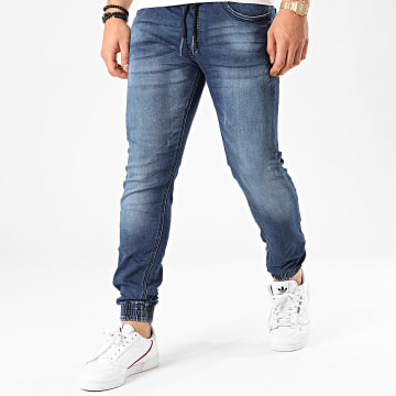 KZR - Jogger Pant Jean TH37628 Bleu Denim