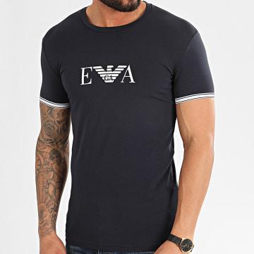 Tee Shirt 111035-0P523 Bleu Marine