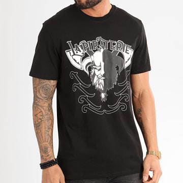 La Piraterie - Tee Shirt Viking Noir
