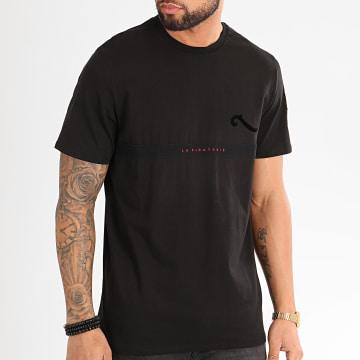 La Piraterie - Tee Shirt Horizon Noir