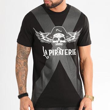 La Piraterie - Tee Shirt Wings Noir