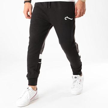 La Piraterie - Pantalon Jogging Original Noir