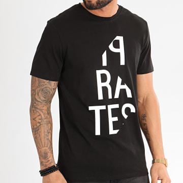 La Piraterie - Tee Shirt Couper Noir