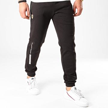 Puma - Pantalon Jogging Scuderia Ferrari 596146 Noir