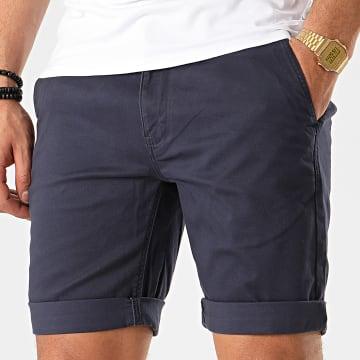 Short Chino Essential 5444 Bleu Marine