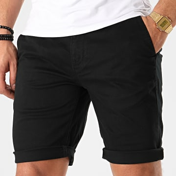 Tommy Jeans - Short Chino Essential 5444 Noir
