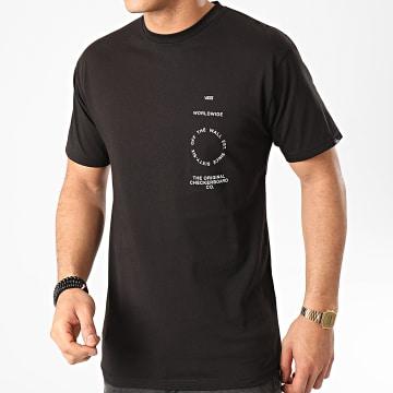 Vans - Tee Shirt Distortion Type A49PV Noir