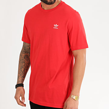 Tee Shirt Essential FM9968 Rouge