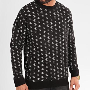 Calvin Klein - Sweat Crewneck 1864E Noir
