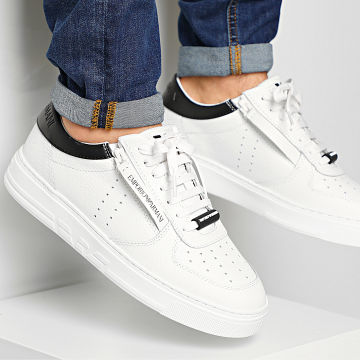 Baskets X4X285 White White Black