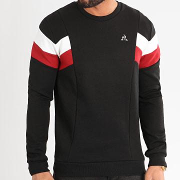 Le Coq Sportif - Sweat Crewneck Tricolore Pronto N1 2011134 Noir