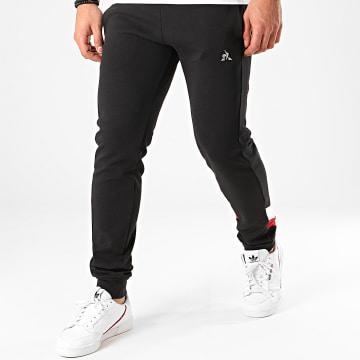 Pantalon Jogging Tricolore Pronto Slim N1 2011132 Noir