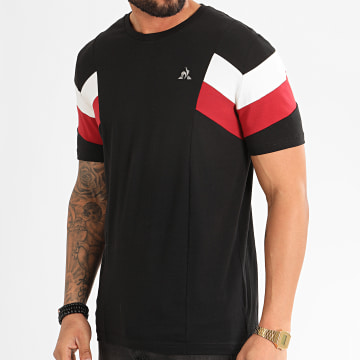 Le Coq Sportif - Tee Shirt Pronto N1 2011136 Noir