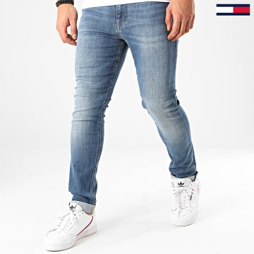 Tommy Jeans - Jean Skinny Simon 7981 Bleu Denim