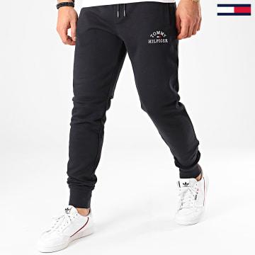 Tommy Hilfiger - Pantalon Jogging Basic Embroidered 3038 Bleu Marine
