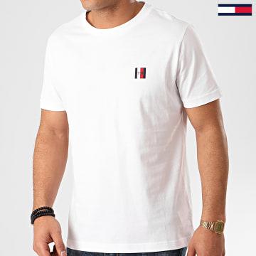 Tee Shirt Modern Essential 3327 Blanc