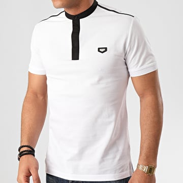 Polo Manches Courtes Essential 2.0 MMKS01698 Blanc
