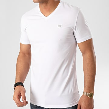 Tee Shirt Knitwear MMKS01736 Blanc