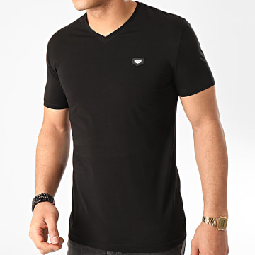 Tee Shirt Knitwear MMKS01736 Noir