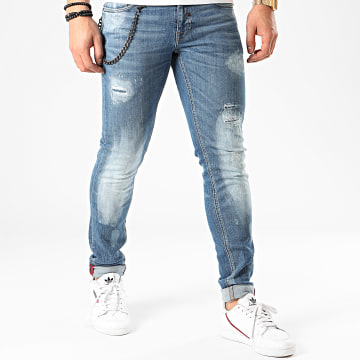 Jean Slim Iggy Bleu Denim