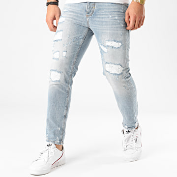 Jean Slim Argon Bleu Denim
