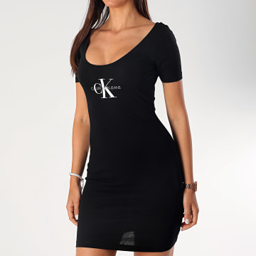Calvin Klein - Robe Femme 3699 Noir