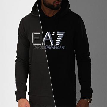 EA7 - Sweat Capuche 3HPM62-PJ05Z Noir