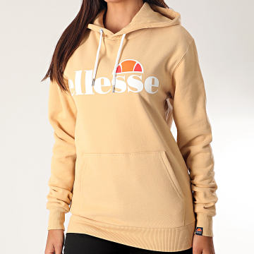 Sweat Capuche Femme Torices SGE03244 Beige