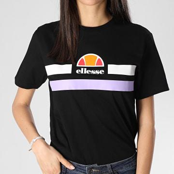 Tee Shirt Femme Lattea SGE05494 Noir