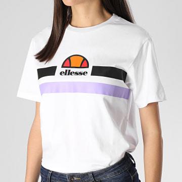 Tee Shirt Femme Lattea SGE05494 Blanc
