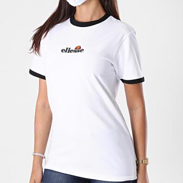 Ellesse - Tee Shirt Femme Serafina SGE08417 Blanc