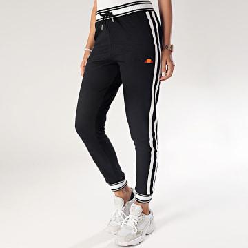 Pantalon Jogging A Bandes Femme Gert SGE08422 Noir