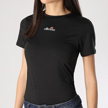 Tee Shirt Femme Aprilla SRE06378 Noir