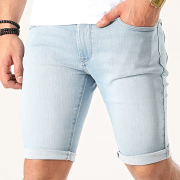 Tiffosi - Short Jean Super Slim Tandil Bleu Wash