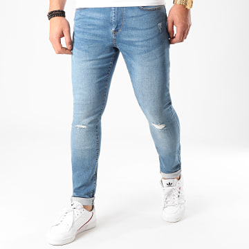 Jean Skinny Harry Bleu Denim