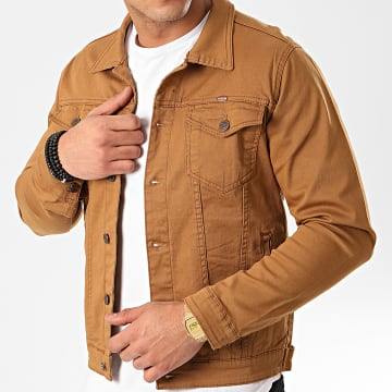 Classic Series - Veste Jean W-1020 Marron Clair