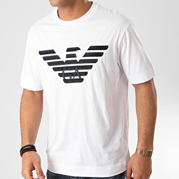 Emporio Armani - Tee Shirt 3H1TP3-1JCQZ Blanc