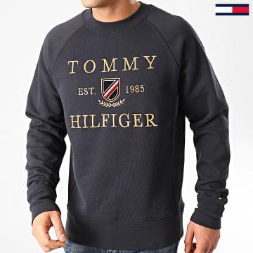 Tommy Hilfiger - Sweat Crewneck Icon 2113 Bleu Marine